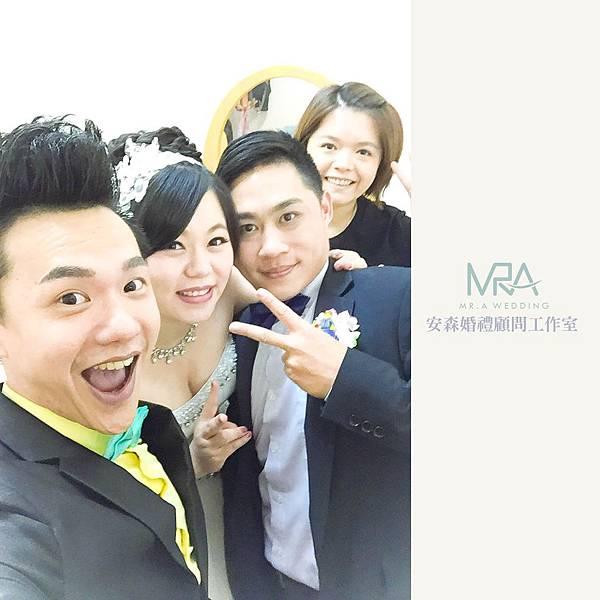 2015-09-26 勝傑&冠琳 結婚喜宴 ─ 北投 吉利超市宴會廳