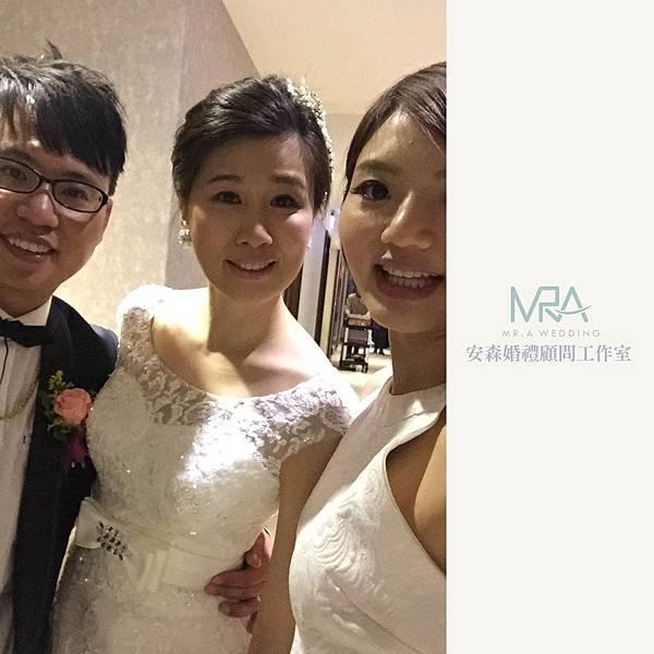2015-10-04 泊汶&渘荌 結婚喜宴 ─ 台中 雅園新潮