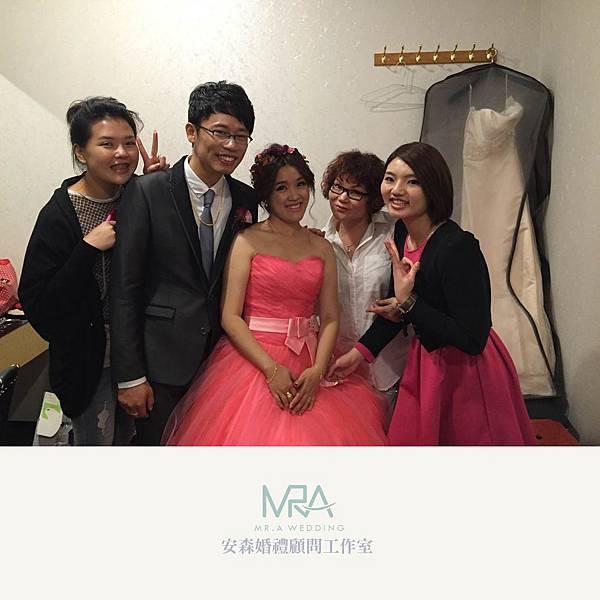 2015-10-18 柏岳&文綺 結婚喜宴 ─ 鶯歌 上豪味宴會餐廳