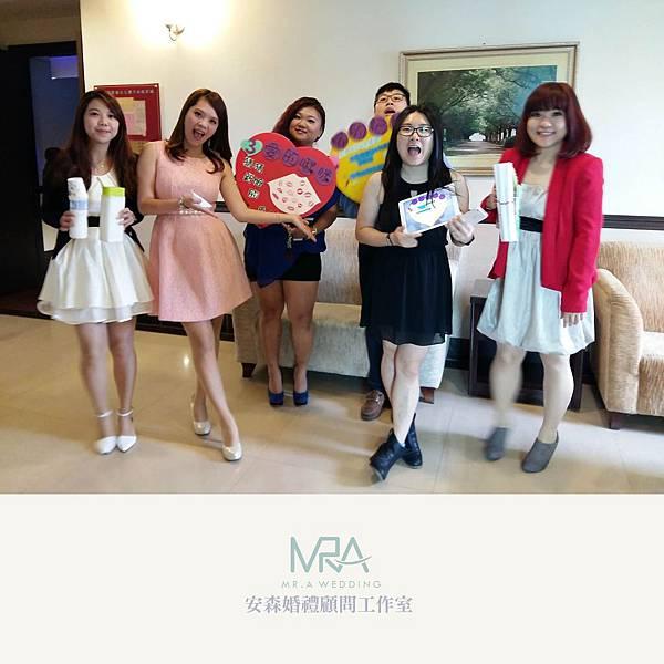 2015-11-01 偉杰&芊彣 結婚喜宴 ─ 桃園 福珍美食館