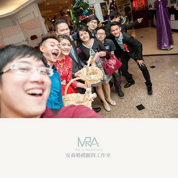 2015-11-22 駿宏&淑玲 歸寧喜宴 ─ 中壢 龍和大飯店