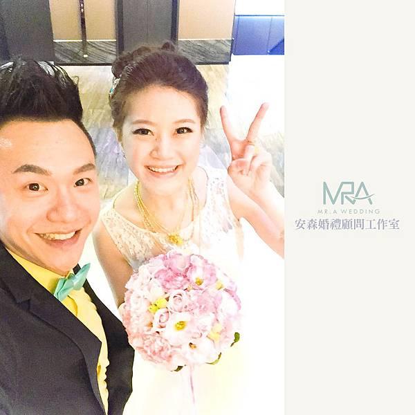 2015-10-11 毅駿%26;蓓蓁 結婚喜宴 - 台東 桂田酒店