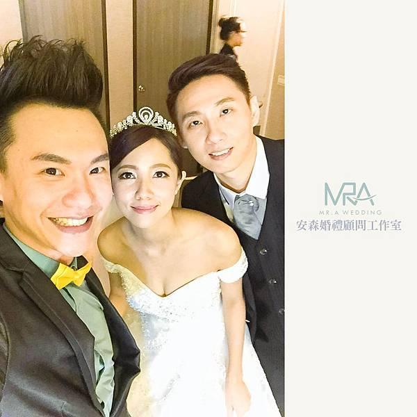 2015-10-24 德倚&秋汶 結婚喜宴 ─ 新莊 頤品大飯店