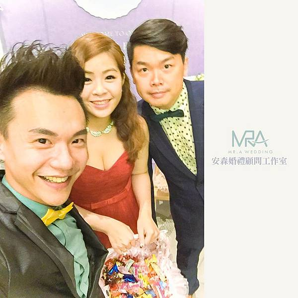 2015-10-24 傑耀&馨慧 結婚喜宴 ─ 彰化大中華國際美食館