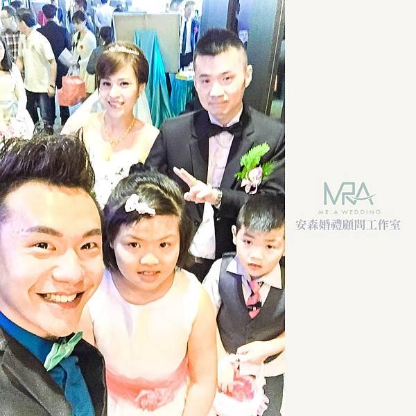 2015-10-25 書豪&妍蓁 結婚喜宴 ─ 中壢 晶麒莊園