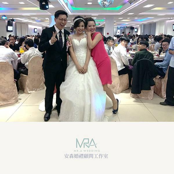 2015-11-22 家榮&婉伶 結婚喜宴 ─ 中壢市香江匯
