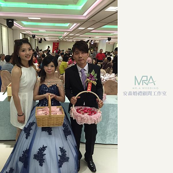 2016-06-12 維辰&珈綾 結婚喜宴