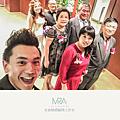 2015-10-31 羿廷&芯羽 結婚喜宴