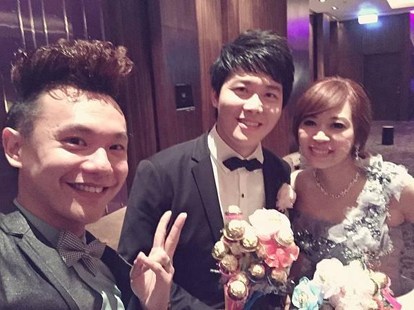 2015-04-12 彥德&喬絲 結婚喜宴 - W Hotel