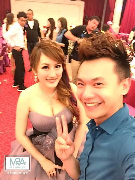 2015-05-02 柏毅&婉琳 結婚喜宴