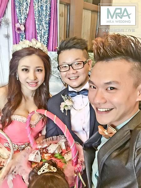 2015-05-09 軒瑞&凱亭 結婚喜宴