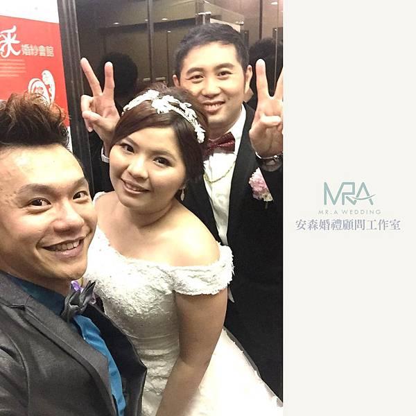 2015-05-30 正昌&佩琳 結婚喜宴 - 台中 金華屋婚宴會館