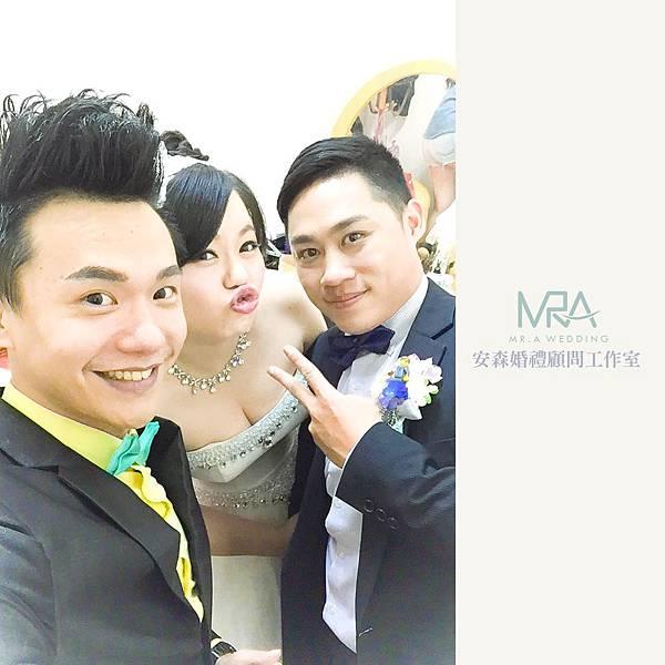 2015-09-29 勝傑&冠琳 結婚喜宴 - 北投 吉利超市宴會廳