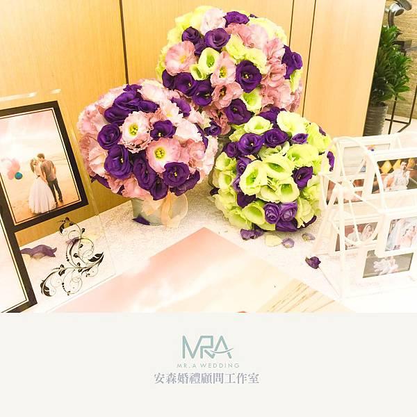 2015-10-10 東諺%26;維珍 婚禮佈置 - 板橋 上海銀鳳樓