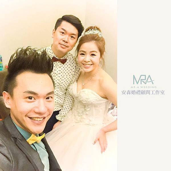 2015-10-25 傑耀%26;馨慧 結婚喜宴 - 彰化大中華國際美食館