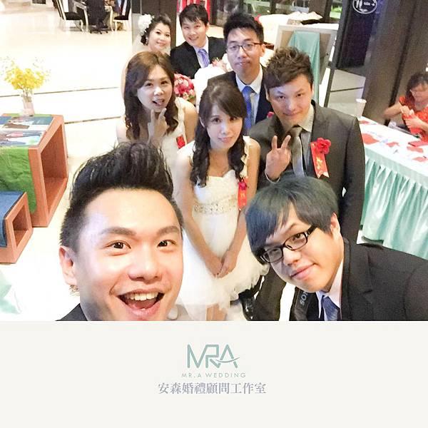 2016-10-25 仕杰%26;芯瑀 結婚喜宴 - 中壢 晶麒莊園