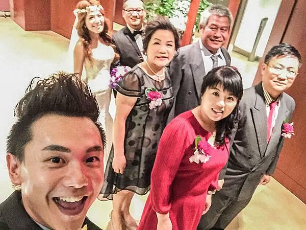 2015-10-31 羿廷%26;芯羽 結婚喜宴 - 新竹 國賓飯店