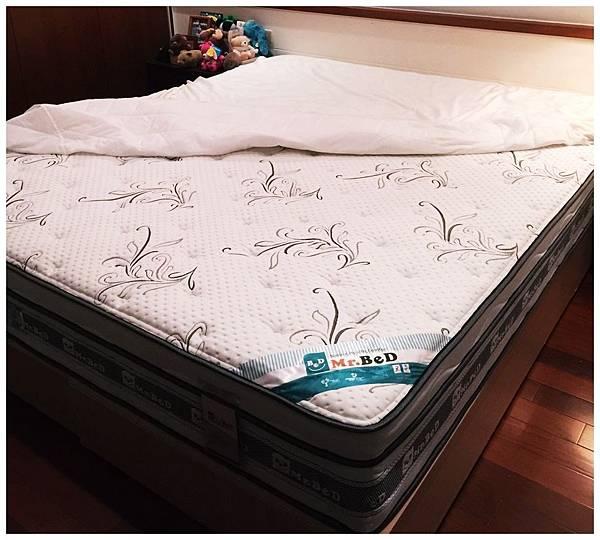 獨立筒床墊類型介紹1