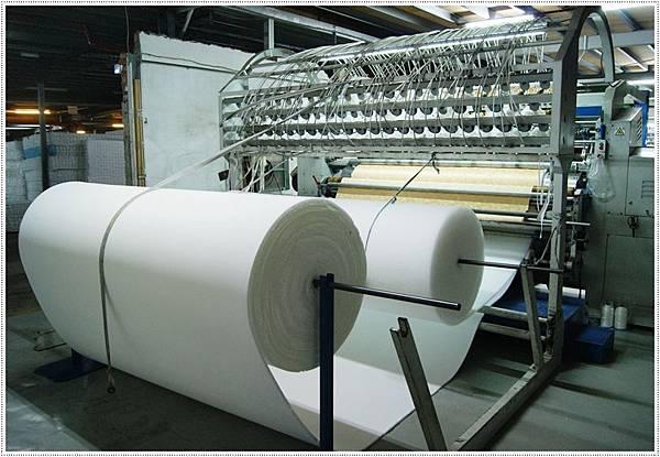 床墊製造過程4