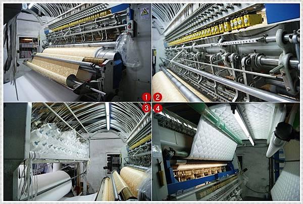 床墊製造過程5