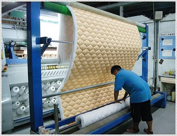 床墊製造過程6