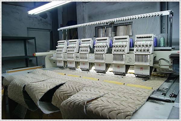 床墊製造過程7