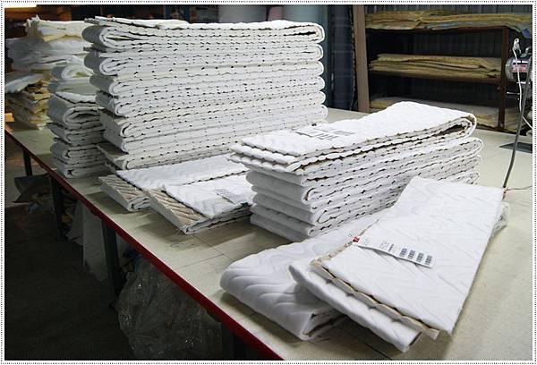 床墊製造過程8