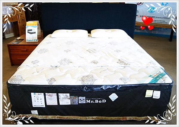涼感獨立筒床墊1