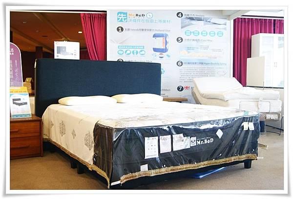 涼感獨立筒床墊13