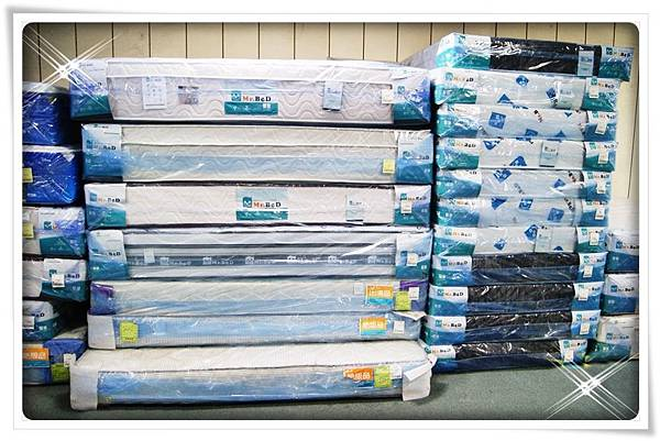 床墊製作開箱 (1)