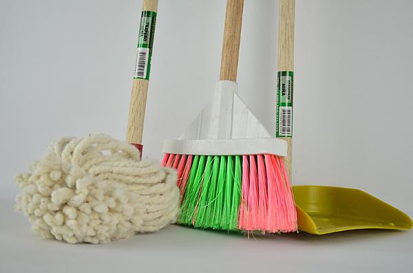 年底大掃除方法1