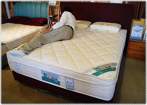 乳膠防過敏獨立筒床墊7