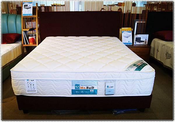 乳膠防過敏獨立筒床墊2
