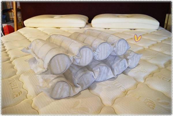 乳膠防過敏獨立筒床墊5