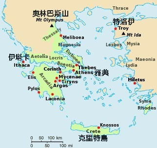 特洛伊地圖2