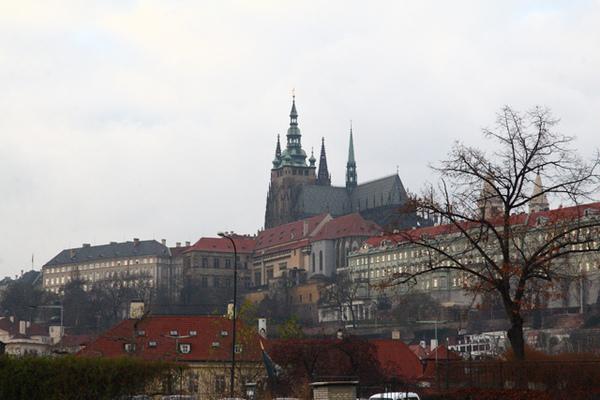 布拉格聖維特大教堂02