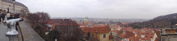 俯瞰布拉格01