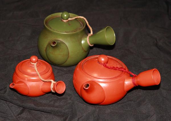 日本系列茶壺