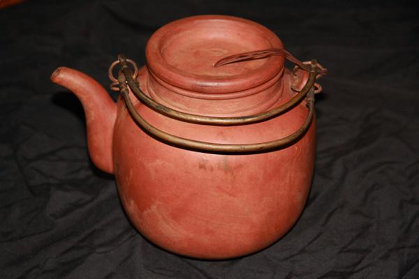 宜興紅紫砂壺