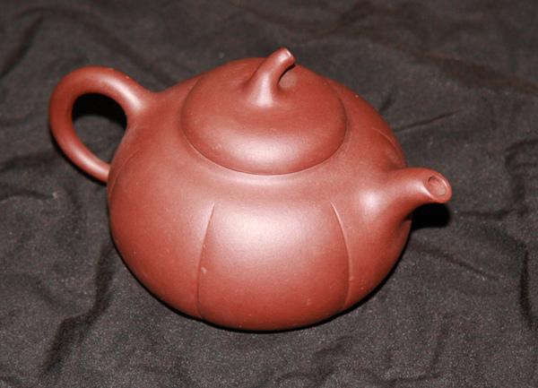 南瓜身茶壺