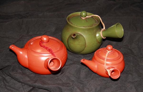 日本茶壺-2