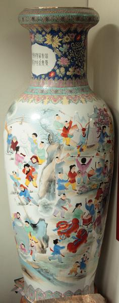 瓷花瓶-1