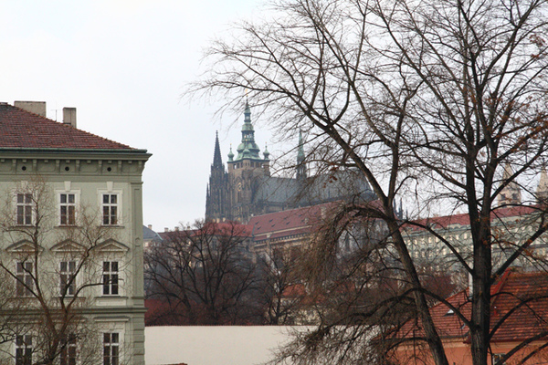 布拉格聖維特大教堂01