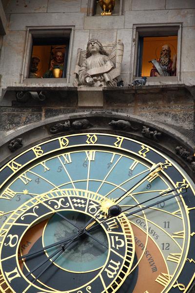 布拉格舊區天文鐘01
