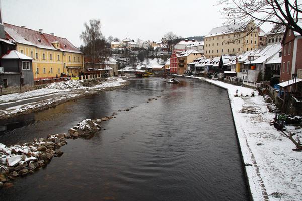 庫倫洛夫伏爾塔瓦河01