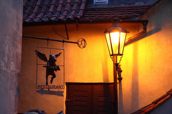 布拉格城堡山黃金巷01