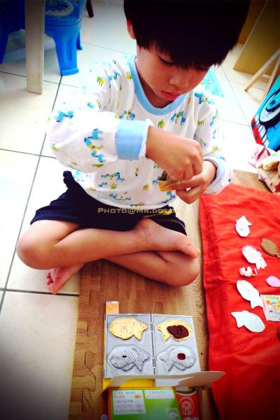 Todd兒童雜誌1月號~家長勞作~製作鯛魚燒13.jpg