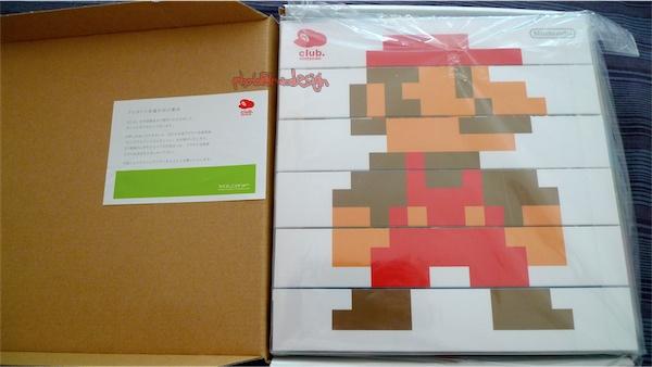 Nintendo Club 任天堂俱樂部 2010年白金會員限定特典 [ 任天堂25週年紀念胸章 ] -01.jpg