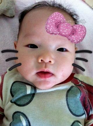 Swarovski施華洛世奇 小BABY Thor 水晶kitty-02.jpg