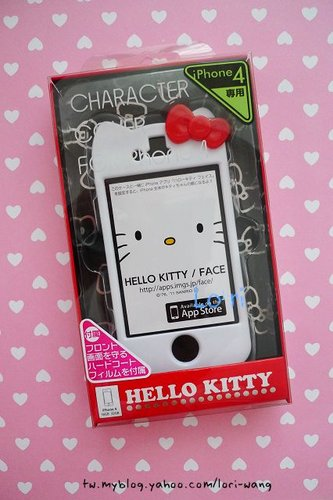 Hello Kitty iPhone 4 3D殼-02.jpg